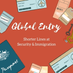 Orange Passport Illustration Travel Invitation (1)